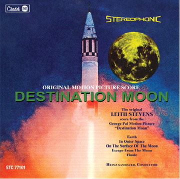 Destination Moon cover