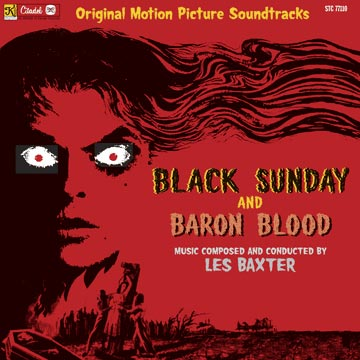 Black Sunday cover